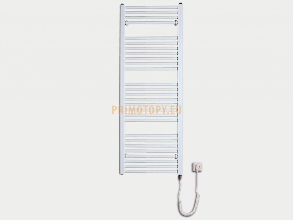 Elektrický topný žebřík rovný KD-E 450x1320 400W 450 x 1320 mm