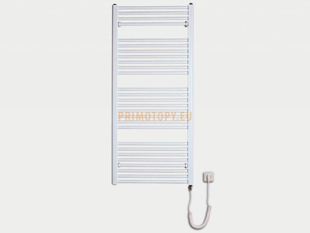 Elektrický topný žebřík rovný KD-E 600x1320 600W 600 x 1320 mm