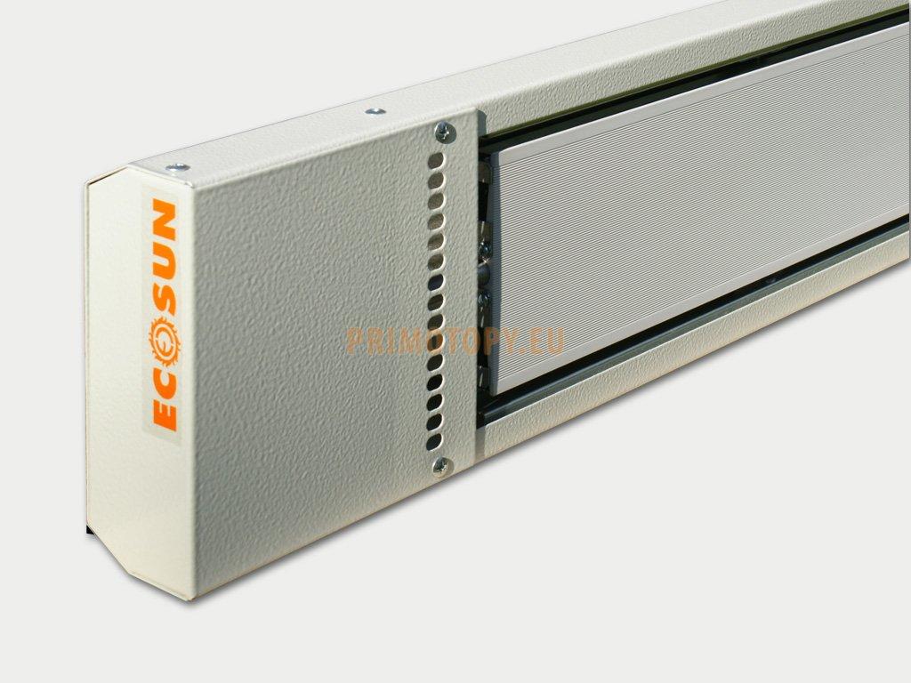 ECOSUN S+ 12 vysokoteplotní sálavý panel 1200W