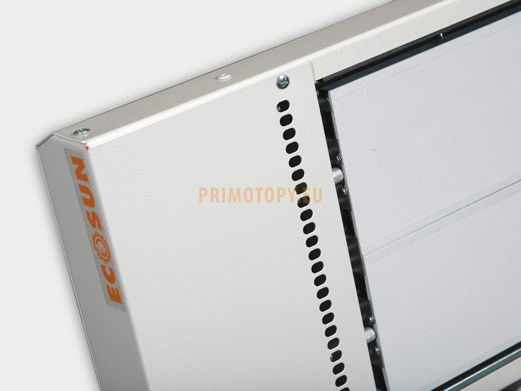 ECOSUN S+ 24 vysokoteplotní sálavý panel 2400W