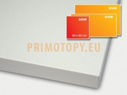 ECOSUN 300 Basic - sálavý topný panel 300W