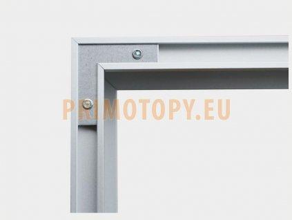 Pohledový hliníkový rámeček pro ECOSUN 600/700 Basic/U+