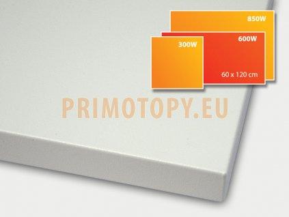 ECOSUN 600 Basic - sálavý topný panel 600W