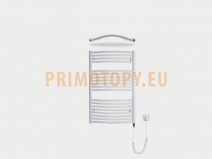 Elektrický topný žebřík oblý KDO-E 450x960 300W 450 x 960 mm