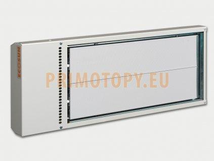 ECOSUN S+ 06 Short vysokoteplotní sálavý panel 600W