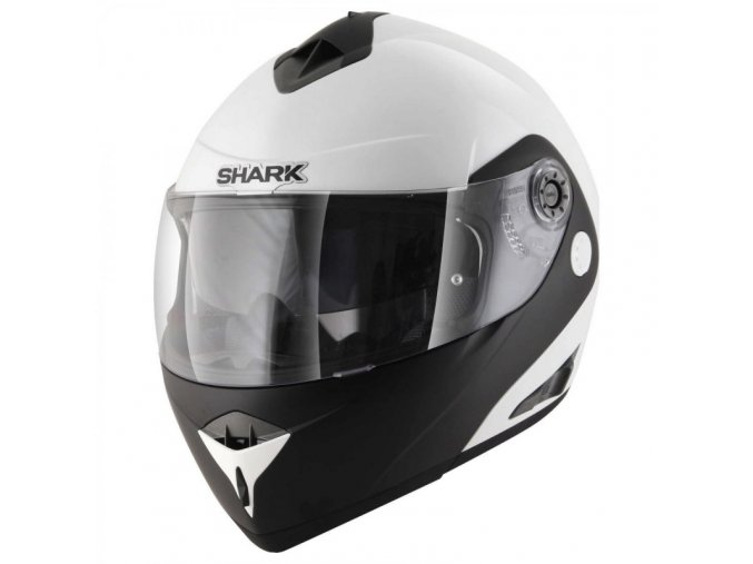 Shark Openline D-Tone WKW black/white
