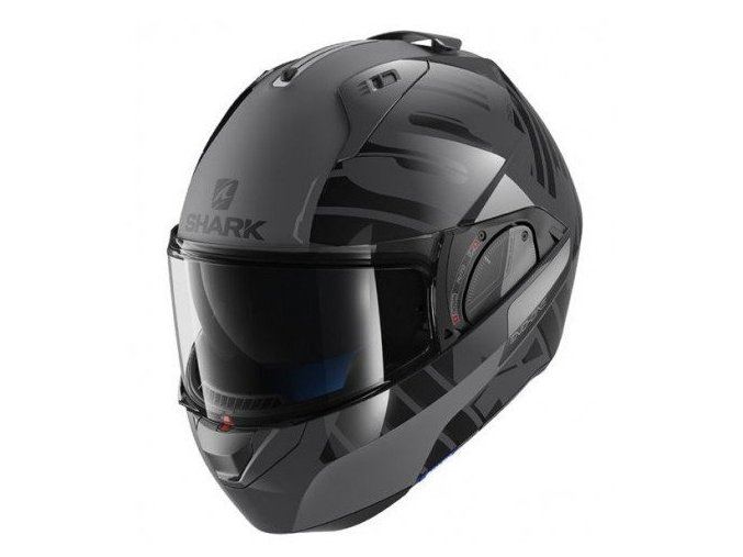 Shark Evo-One 2 Lithion Dual Anthracite black