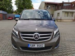 Mercedes V 250 D  Avandgarde  XL 2016