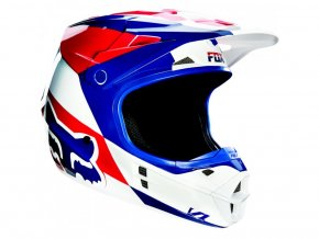 Fox Racing V1 Mako 2016 Blue/White