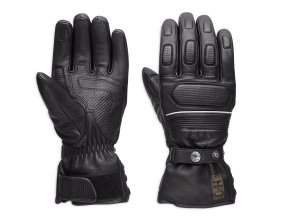 WHEELER WATERPROOF LEATHER GLOVES 97352 17EM