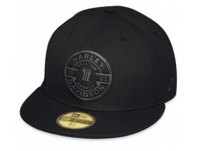 Kšiltovka Harley Davidson Hell On Wheels 59Fifty Cap