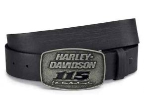 Pásek Harley Davidson 115th Anniversary Sculpted Belt Buckle 99411-18VM