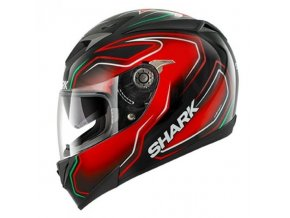 Helma integrální Shark S700 S Guintoli black/red vel. L