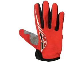 Fly Lite rukavice red  vel. 9