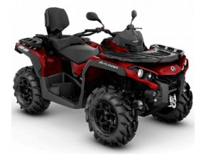 Can-Am Outlander MAX PRO+ 650 T3 2019