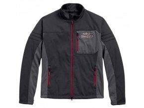 Bunda Harley Davidson Windproof Performance Soft Shell 97423-17VM