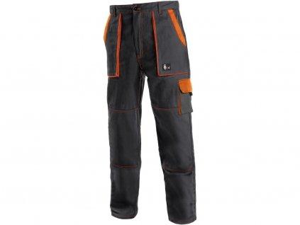 JOSEF - černo-oranžové