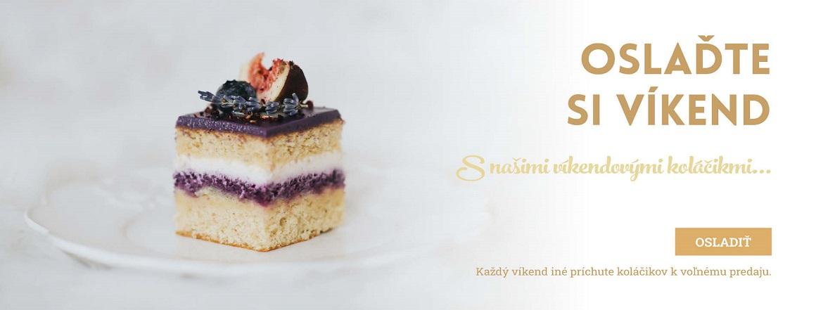 Koláčiky a dezerty od Princess Cakes Trenčín