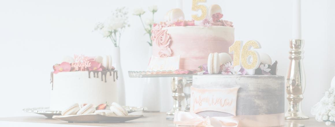 Ako si vyskladať tortu na mieru od Princess Cakes