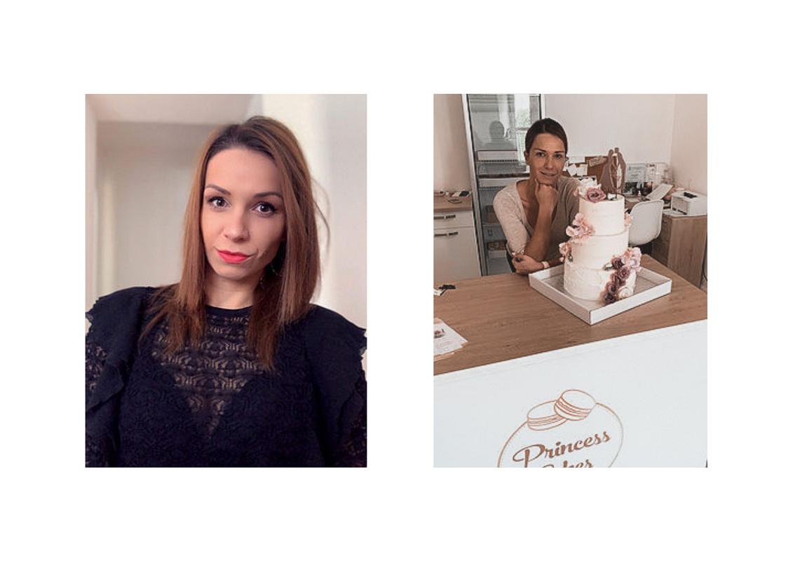 Romana Horníková - majiteľka Princess Cakes Trenčín