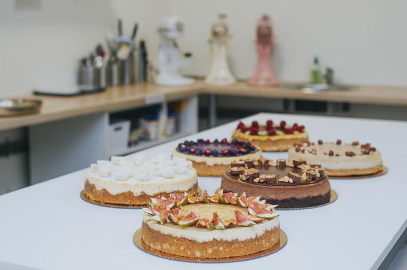Cheesecaky rôzne príchute od Princess Cakes