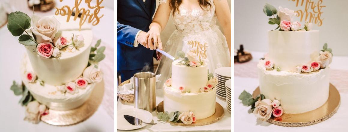 Moderné svadobné torty Princess Cakes Trenčín
