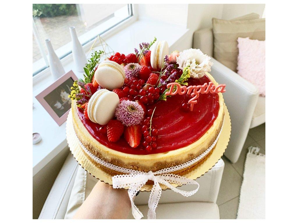 Cheesecake na mieru