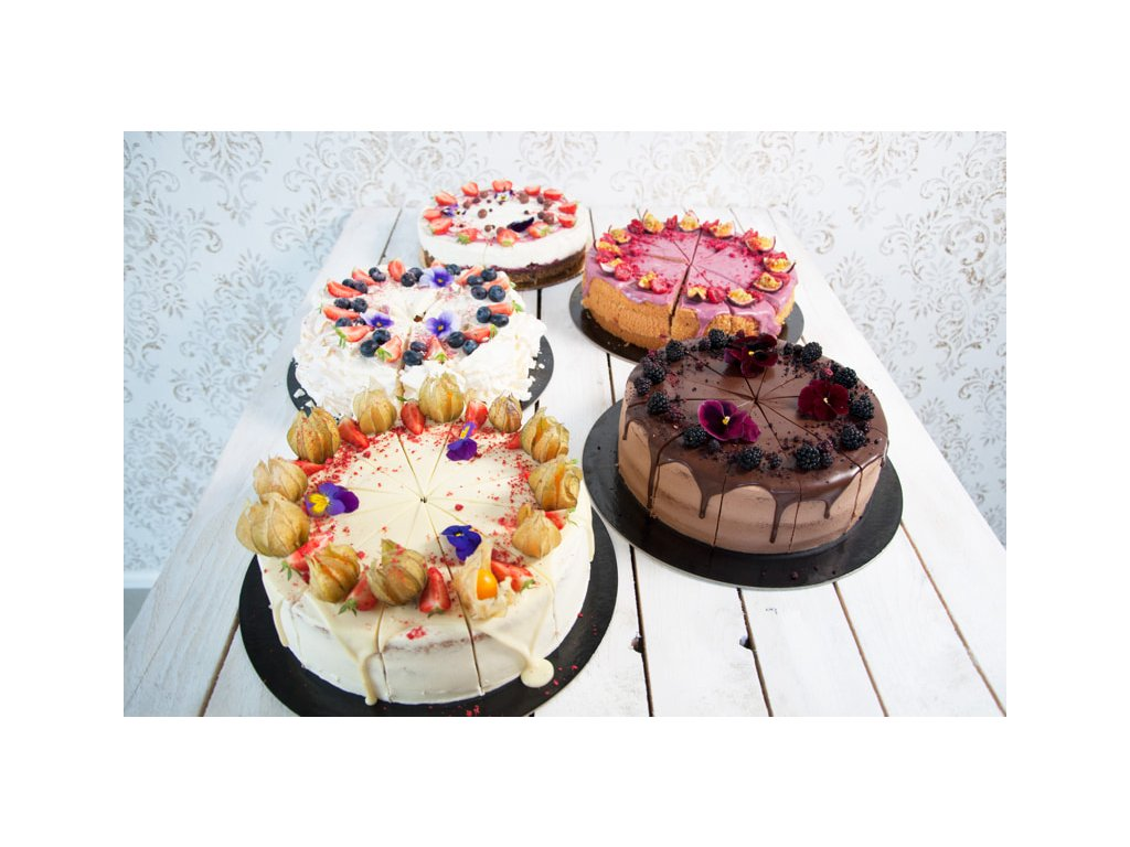 mix torty princess cakes trencin