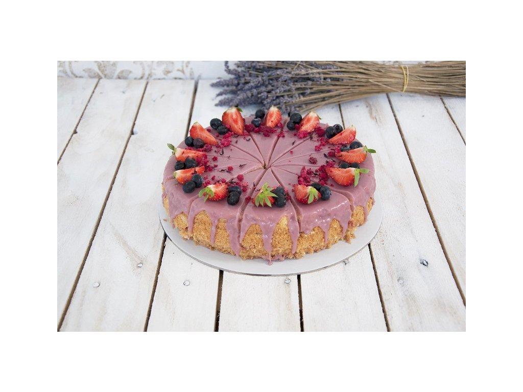 ovocna puncakova torta princess cakes trencin