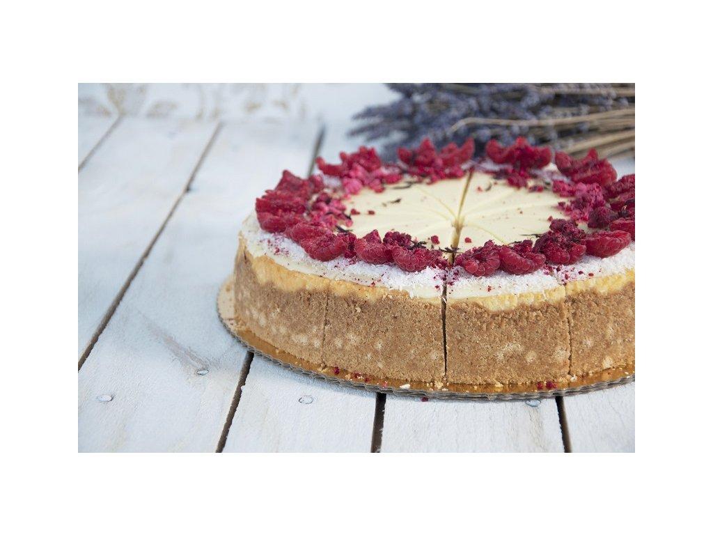 kokosovo malinovy cheesecake princess cakes trencin
