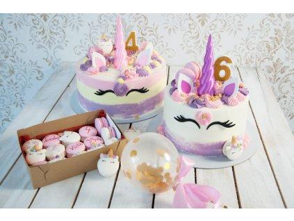 torta jednorozec trencin princess