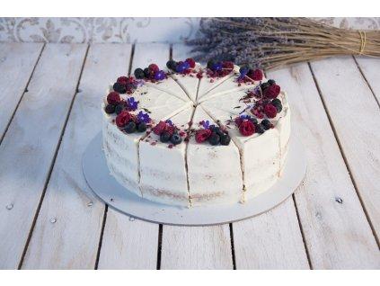 torta s lesnym ovocim princess cakes trencin