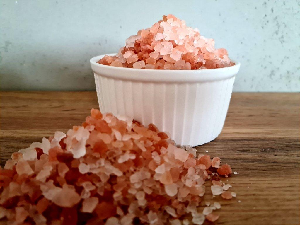 himalajska soľ hrubá