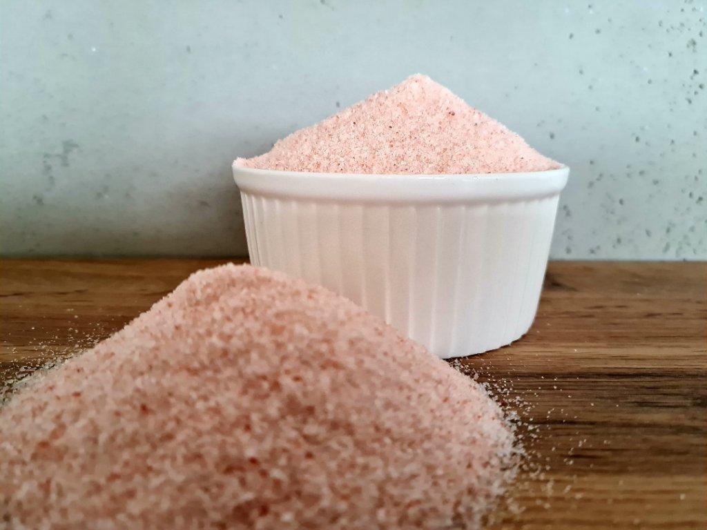 himalajská soľ jemná