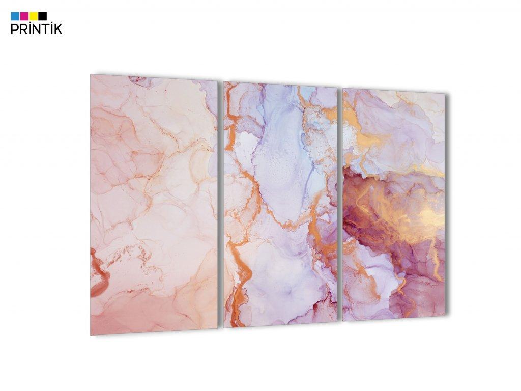 Obraz - Abstrakt růžová