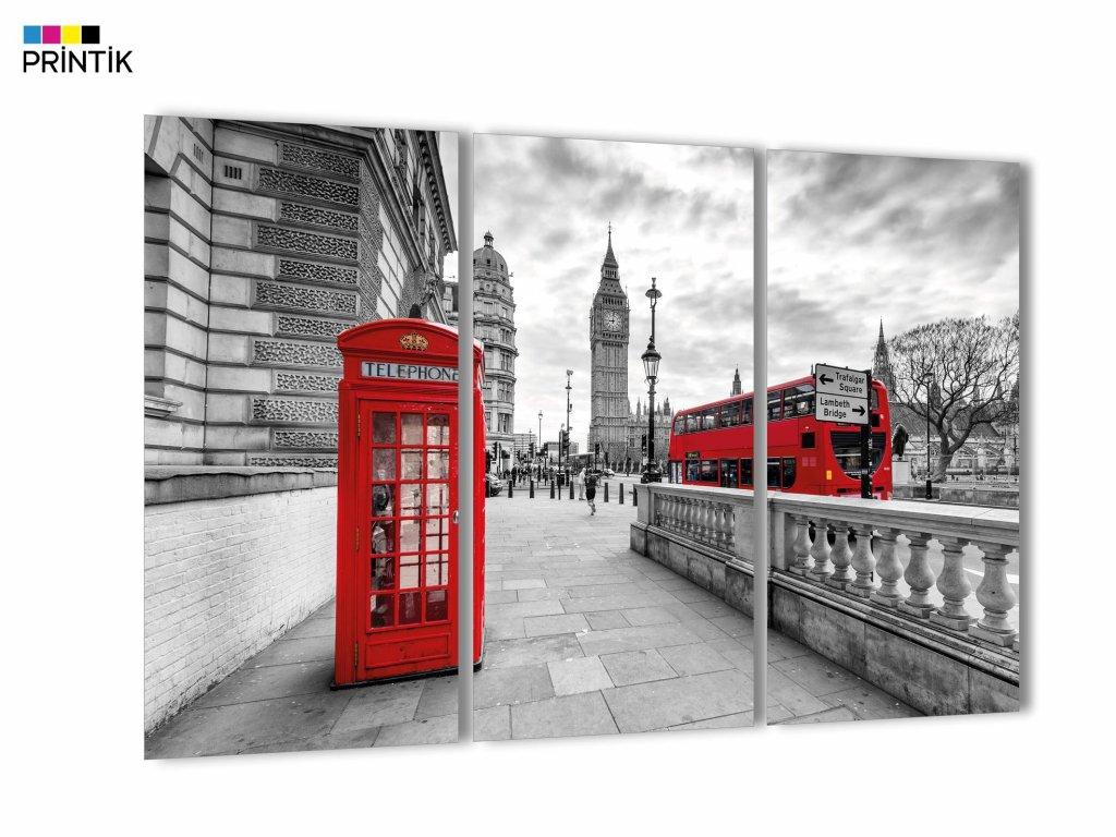 Obraz - Londýn Big Ben