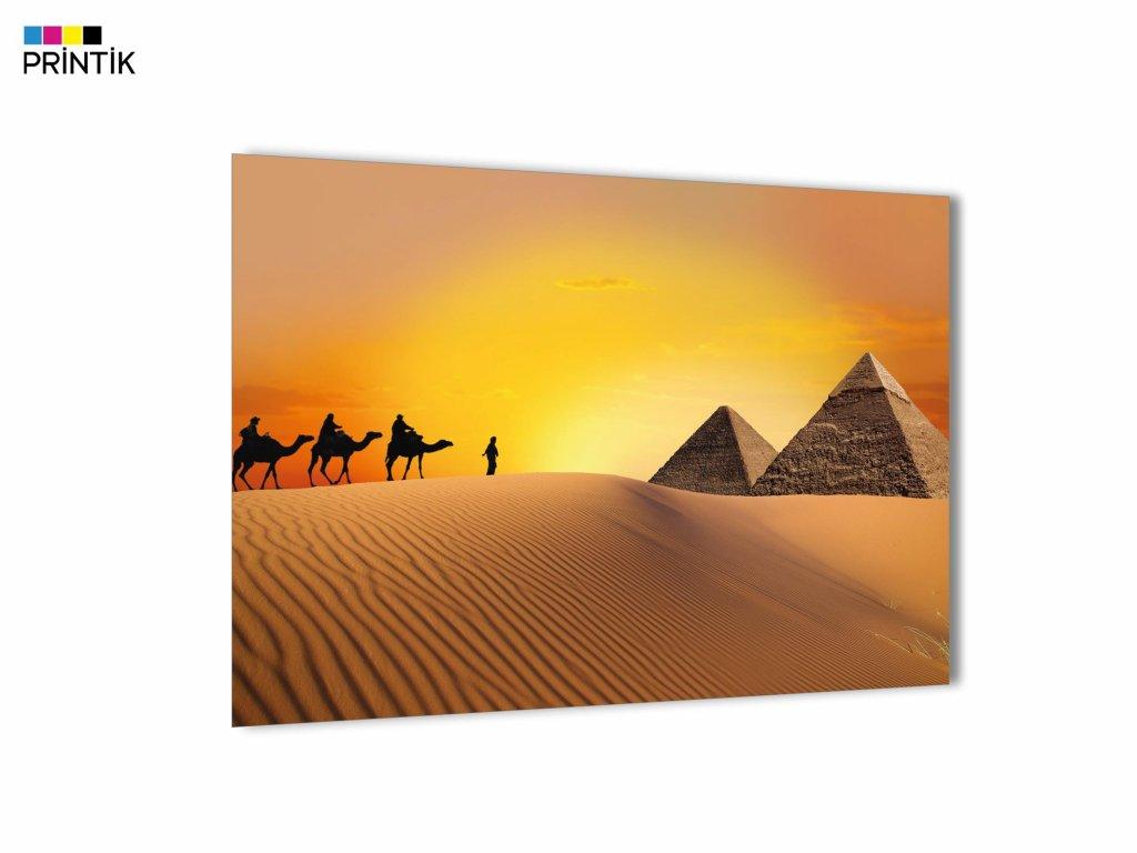 Obraz - Egyptské pyramidy
