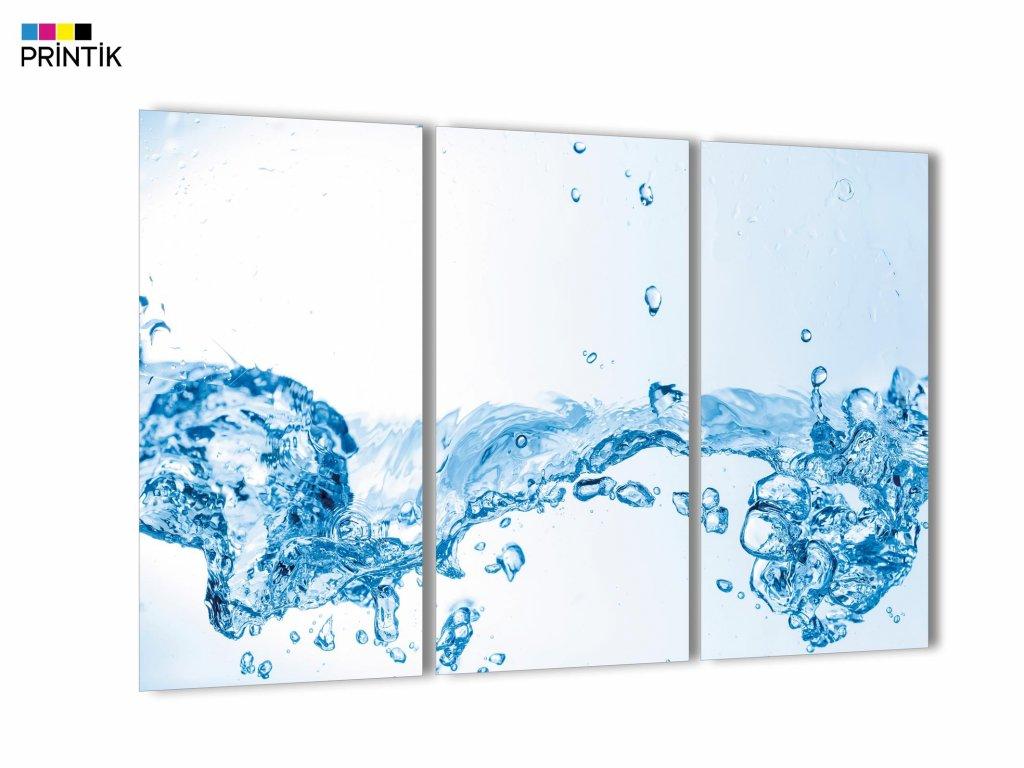 Obraz - Kapky vody