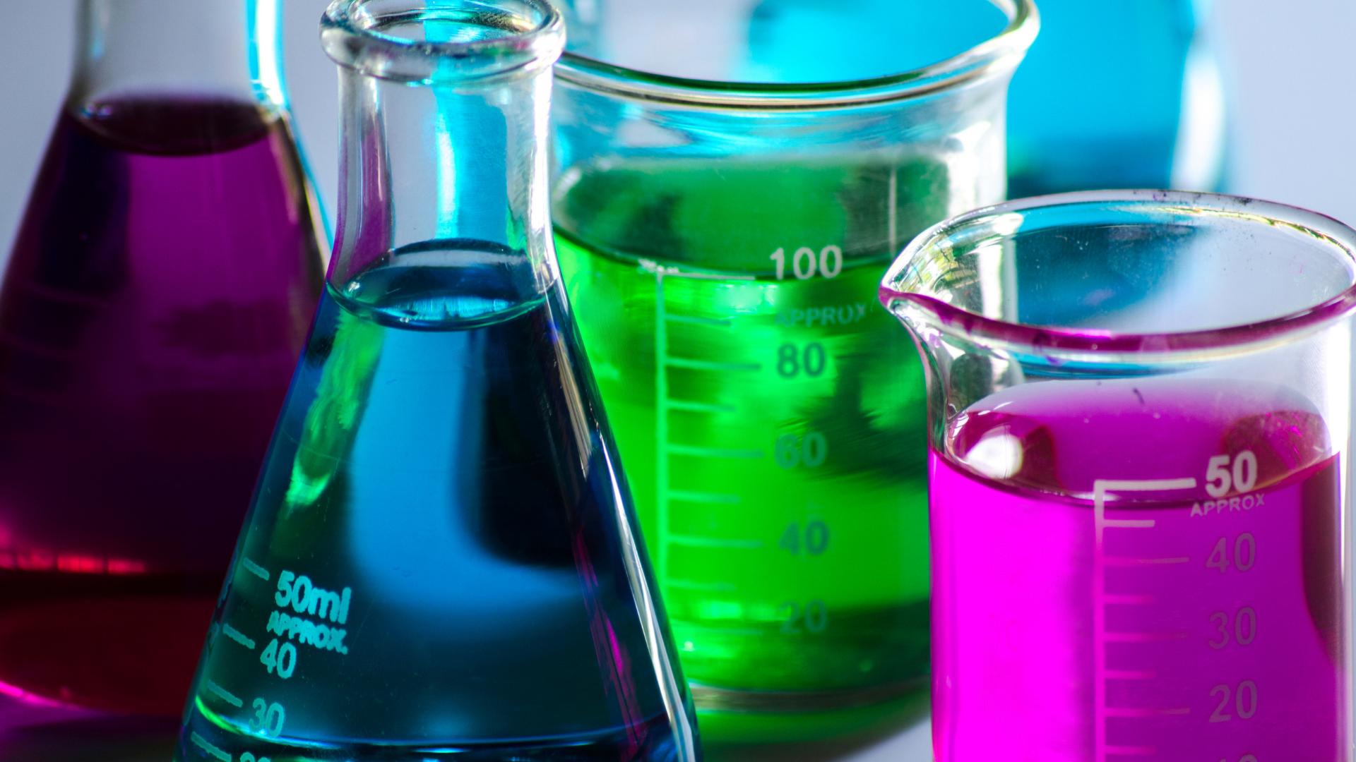 Vliv chemikálií na organismus