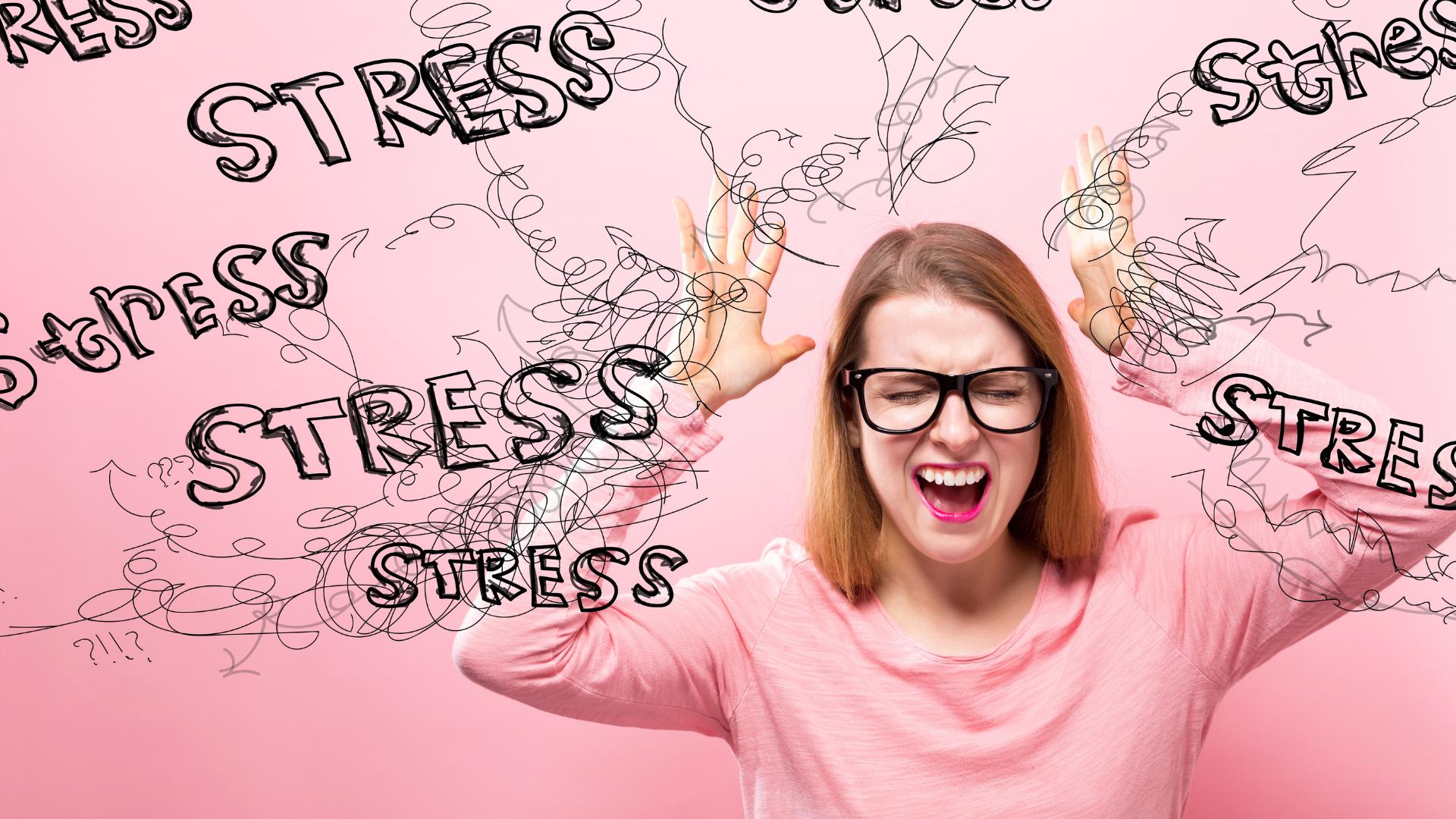 stresory a reakce těla na stres