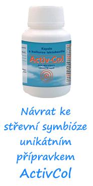 Joalis ActivCol - střevní symbioza