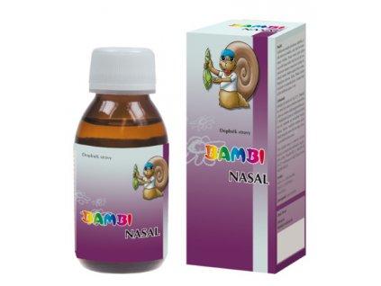 Joalis Bambi Nasal - 100 ml - nosní sliznice