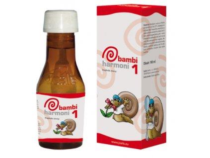 Joalis BambiHarmoni 1 - 100 ml - imunita