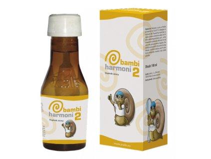 Joalis BambiHarmoni 2 - 100 ml - dýchací ústrojí