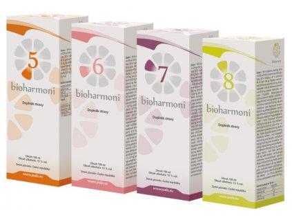 Joalis Bioharmoni Set II ( 5-8 ) 4x 100 ml