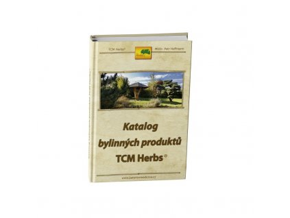 katalog bylinnych produktu tcm herbs