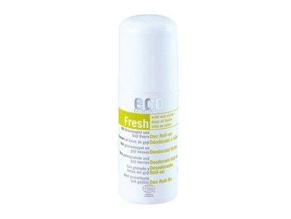 Eco Cosmetics Deodorant roll-on BIO (50 ml) - s granátovým jablkem a goji
