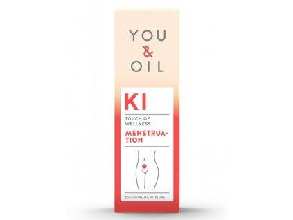 You & Oil KI Bioaktivní směs - Menstruace (5 ml) - uleví od bolesti