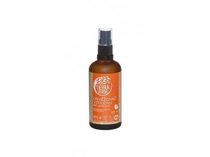 Tierra Verde Osvěžovač vzduchu - BIO pomeranč (100 ml)