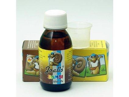 Joalis Detoxikační balíček Nosní mandle - sirup - 3 x 100 ml